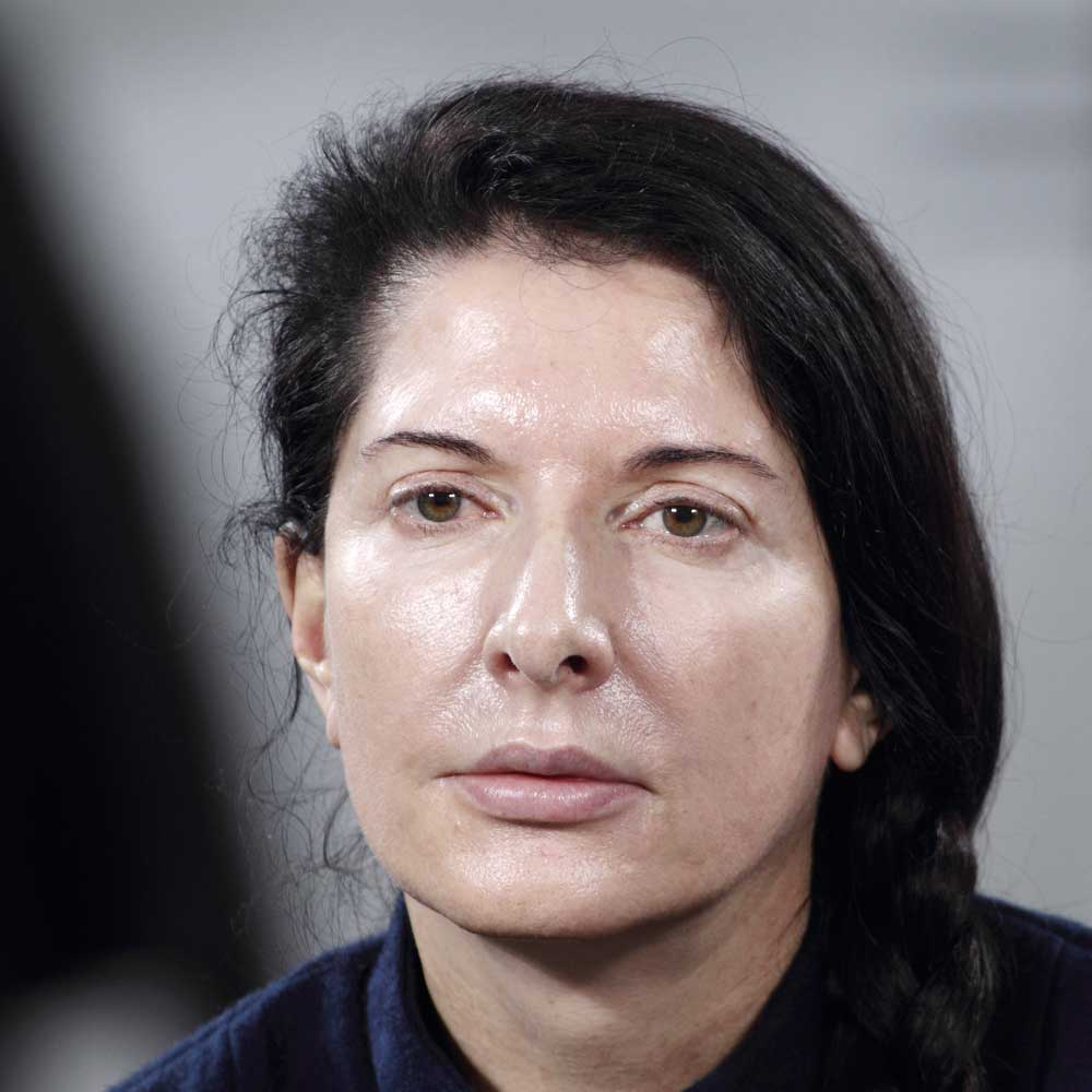 Marina abramovic in the new yorker presents 20152016 - 2 10